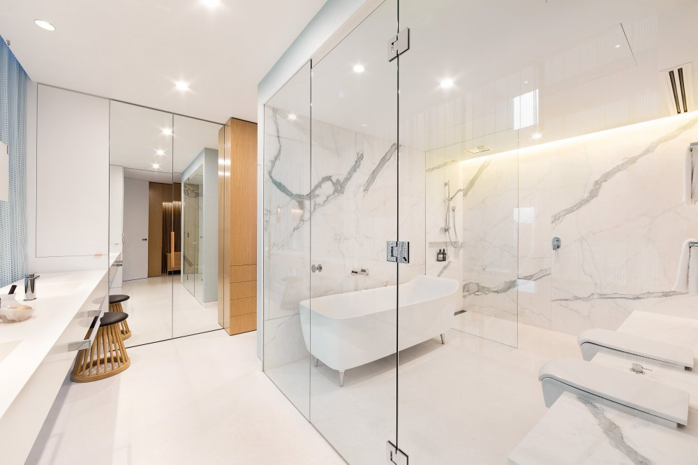 Winner MBAV Awards Best Bathroom for 2016