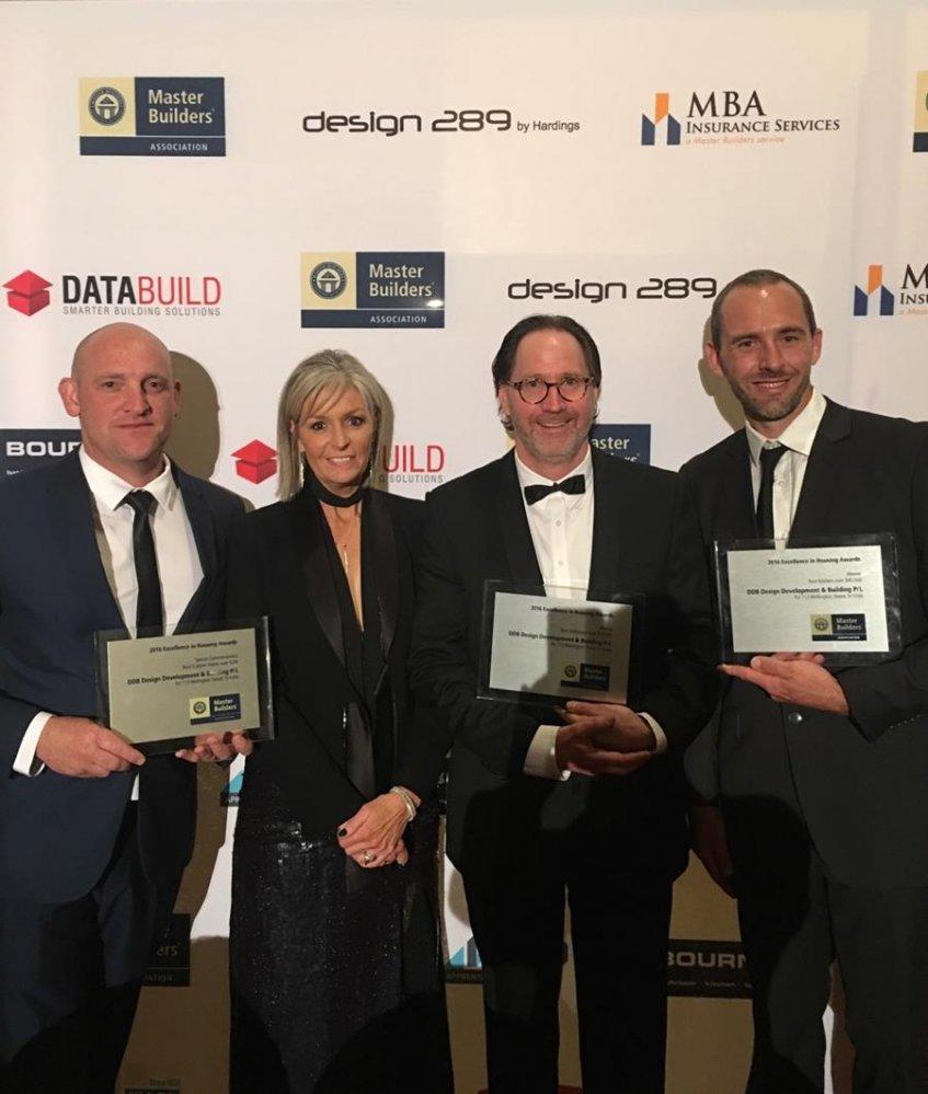 Finalist MBAV Building Excellence Awards 2016